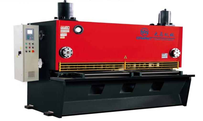 QC11Y/K系列液压闸式(数控)剪板机